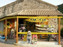 Tam Tam Surfshop - Route de Santamanza - 20169 Bonifacio