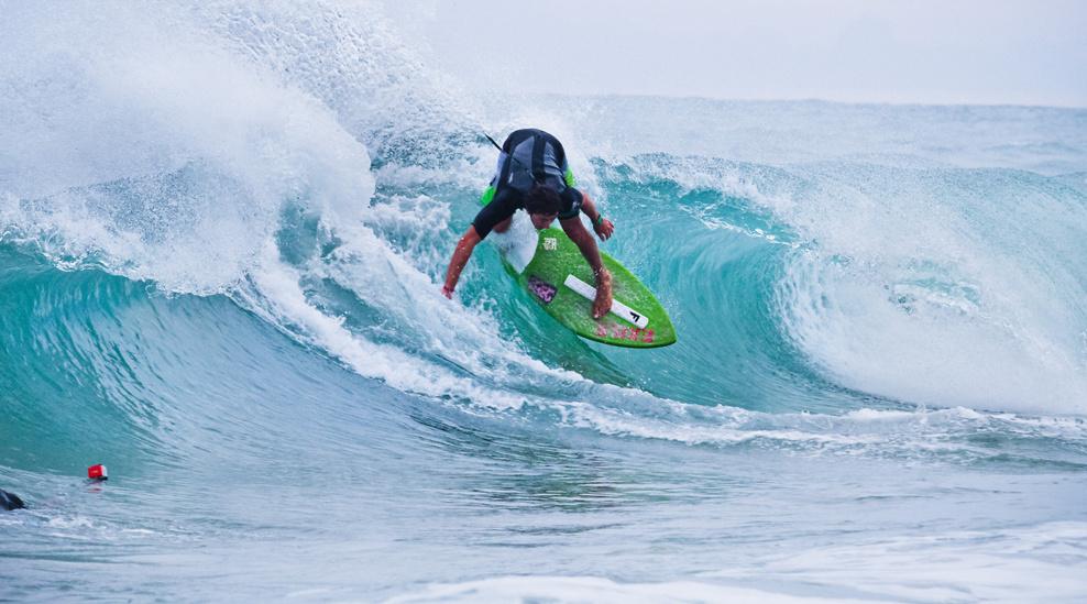 Skim et bodyboard