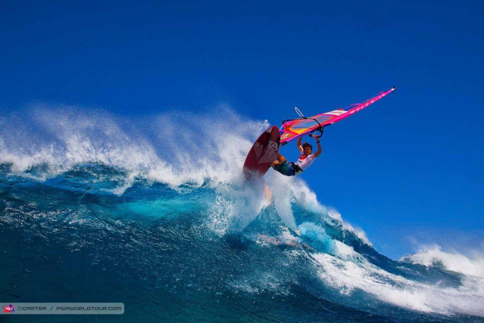 Thomas Traversa - Aloha Classic - Carter