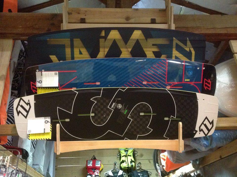 Les boards North kite 2015
