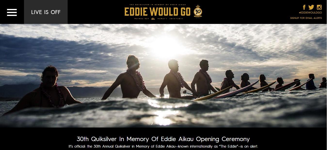 Eddie would go....to Tam Tam