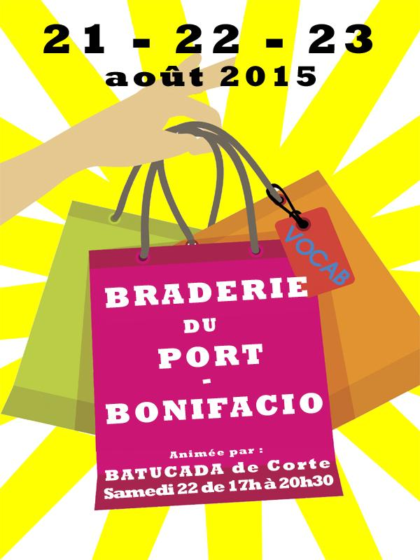 Braderie de Bonifacio 2015