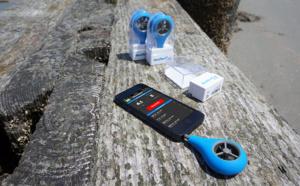 Wind Meter, mesurer le vent avec un smartphone