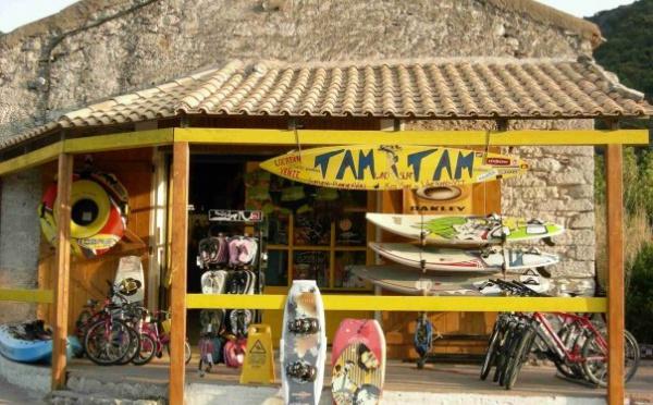 Rejoindre Tam Tam Surfshop à Bonifacio
