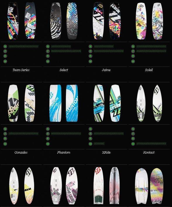 Cliquer sur l'image pour découvrir toute la gamme 2010