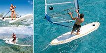 Un SUP pour le surf, la ballade ou le windsurf