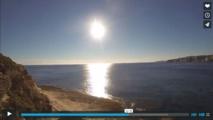 La Corse, Bonifacio....windsurf paradise ?