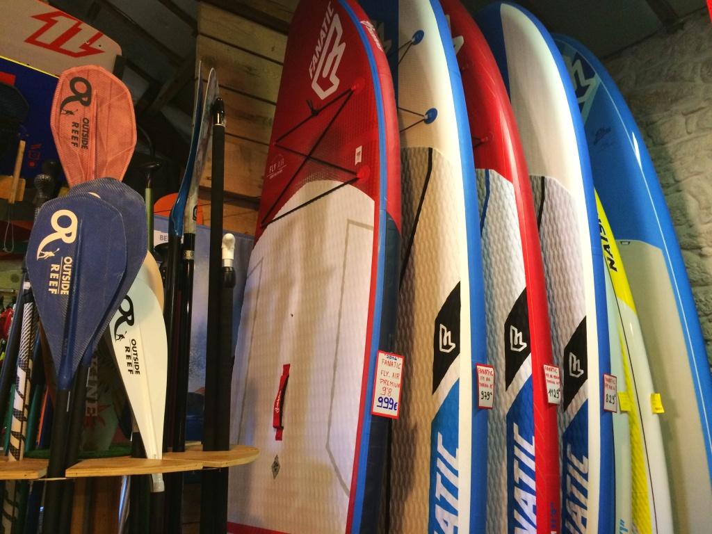 Bons plans SUP et Surf