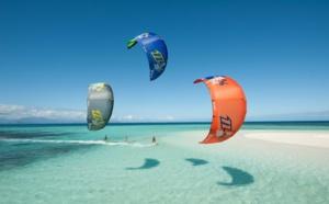 Le matos de kite chez Tam Tam