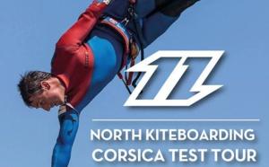 North Kiteboarding Test Tour en Corse